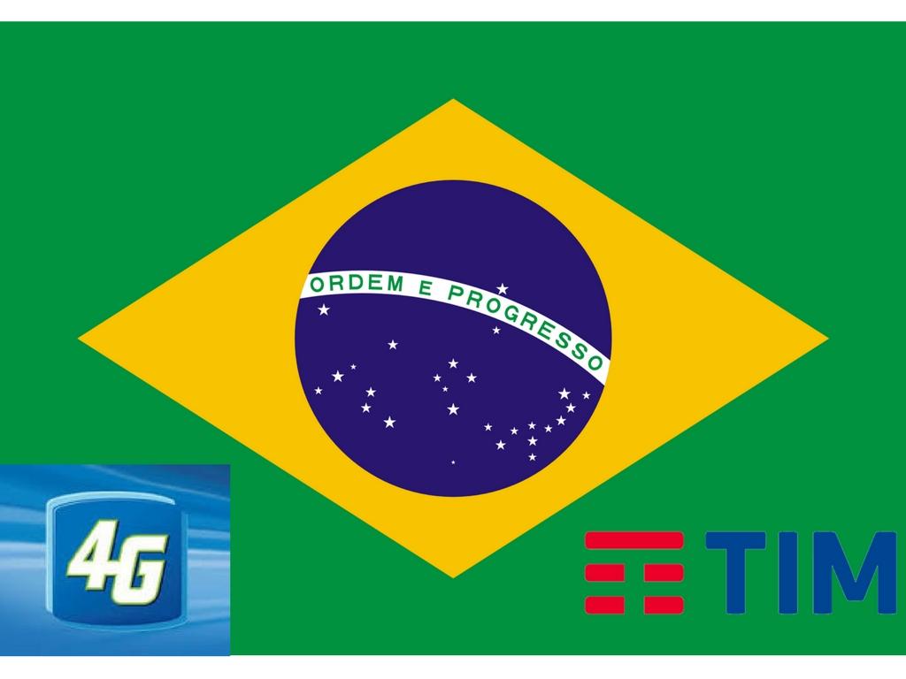TIM planea implementar tecnologia 4G em Rio de Janeiro