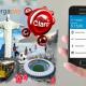 Las 7 ciudades turísticas y de negocios más importante donde opera la empresa telecomunicaciones Claro