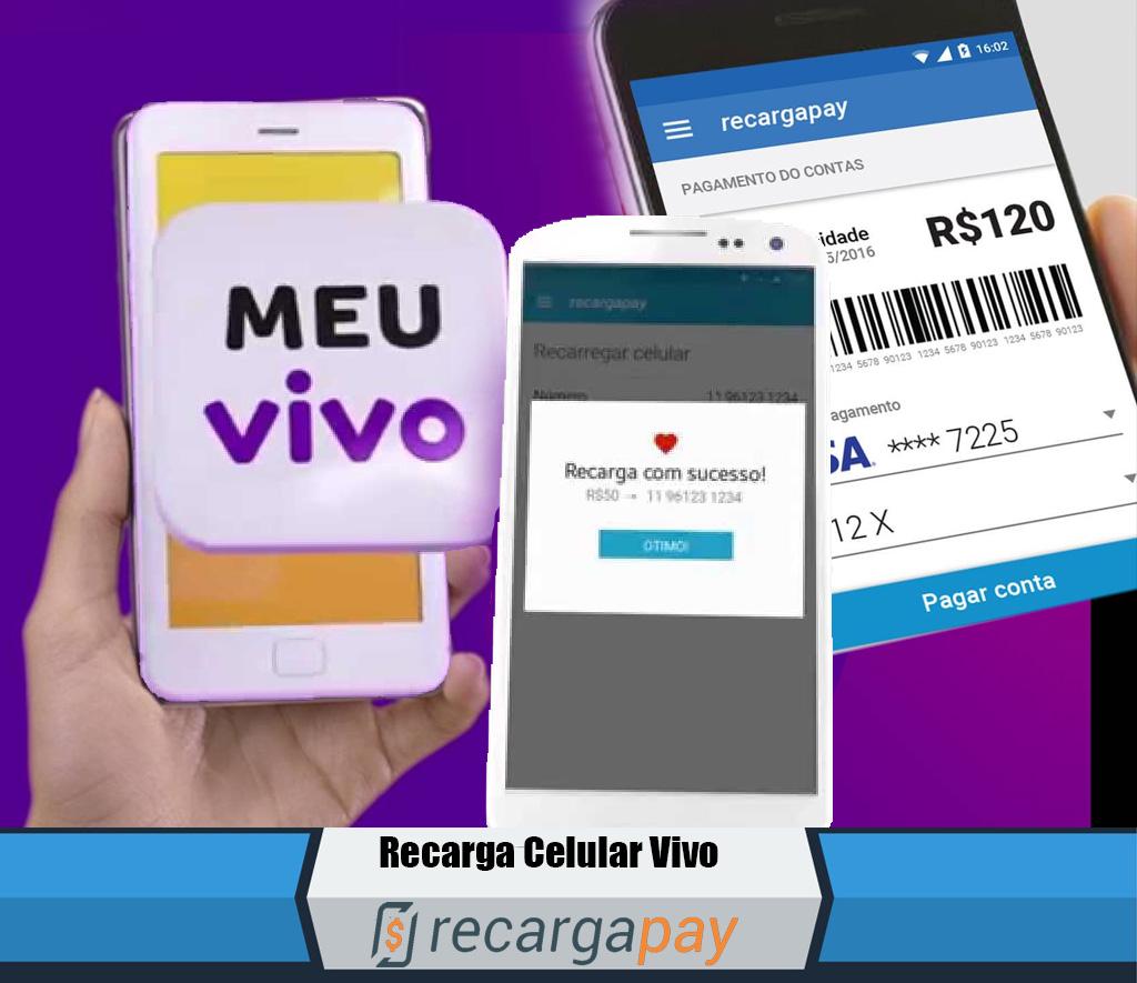 serviços que telefonia Vivo oferece.