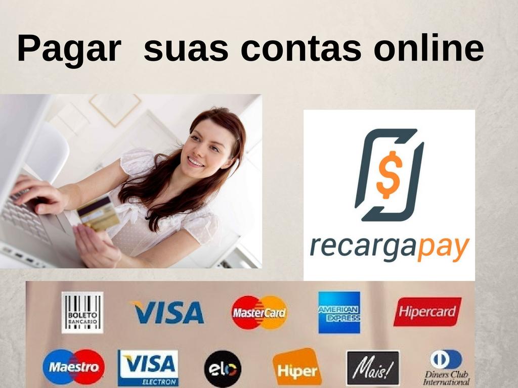 pagar suas contas internet online