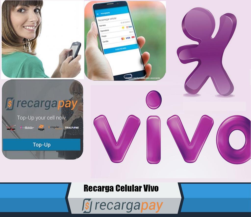Pagar a sua factura com recargapay ao vivo a partir do seu telefone celular.