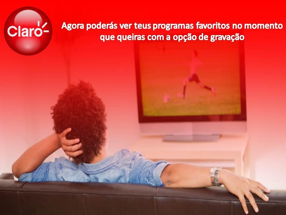 Claro TV em Belo Horizonte