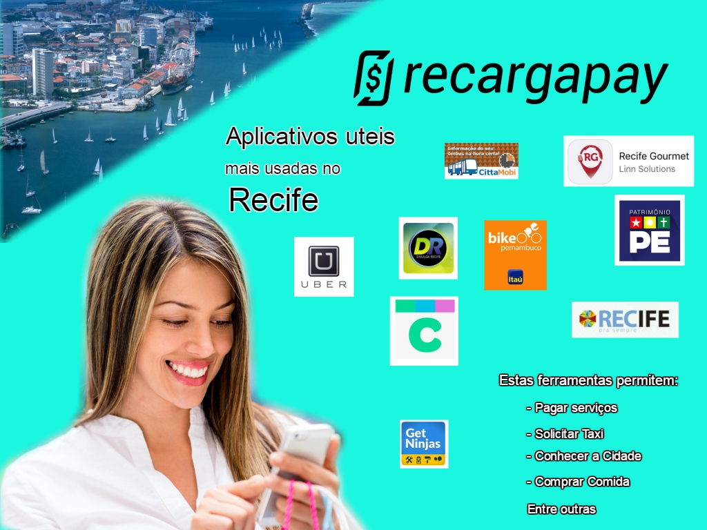 Pagar contas sem sair de casa no Recife