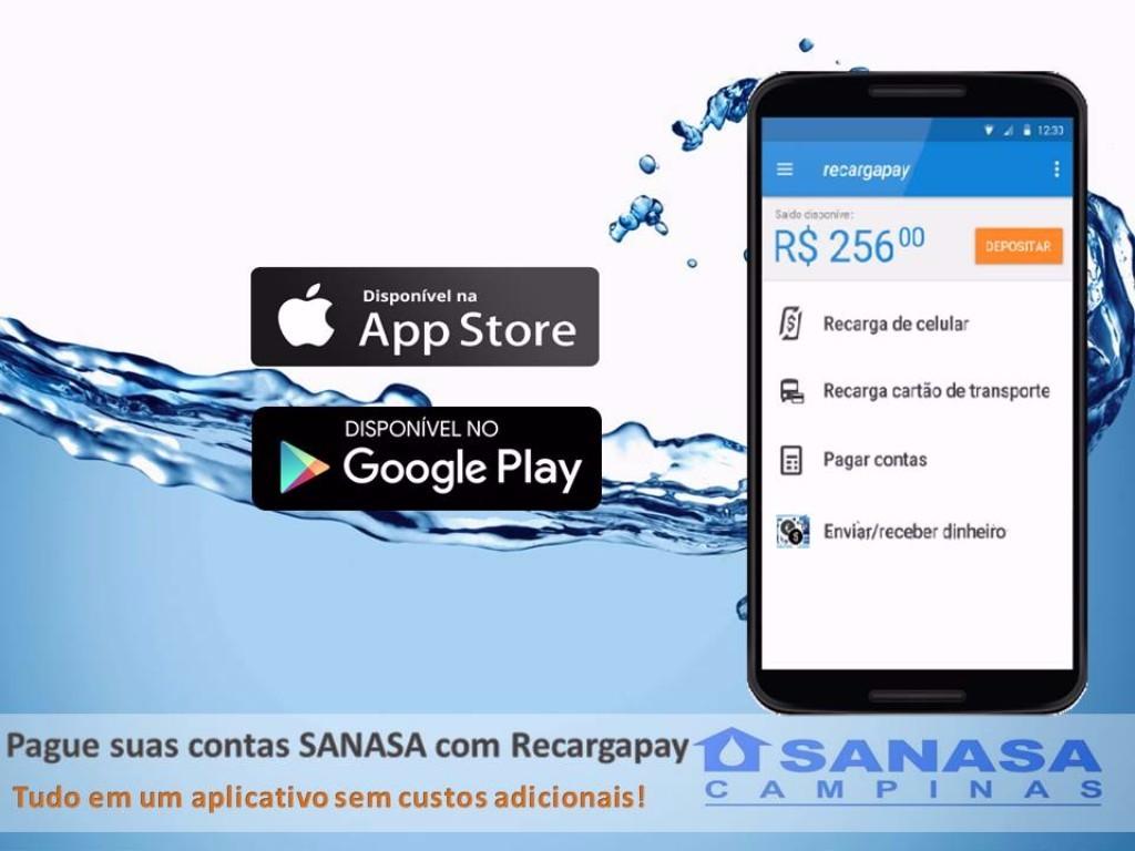 RecargaPay aplicação Recargapay para pagar contas pelo celular