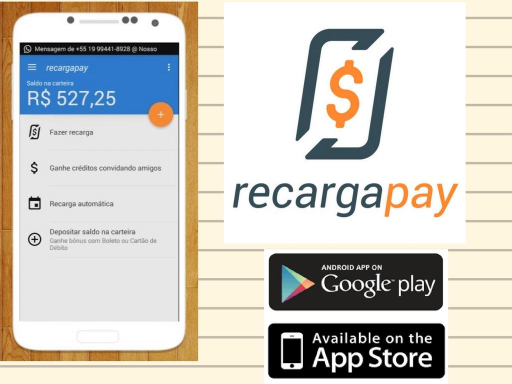 Oportunidades App Recargapay