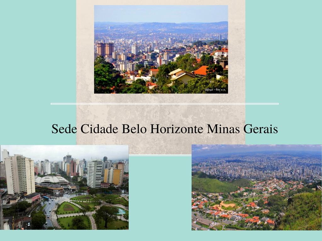 A sede principal de Cemig em Belo Horizonte