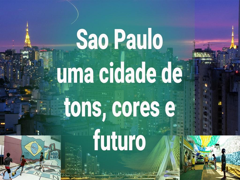 Construindo o futuro com a força da luz solar em São Paulo