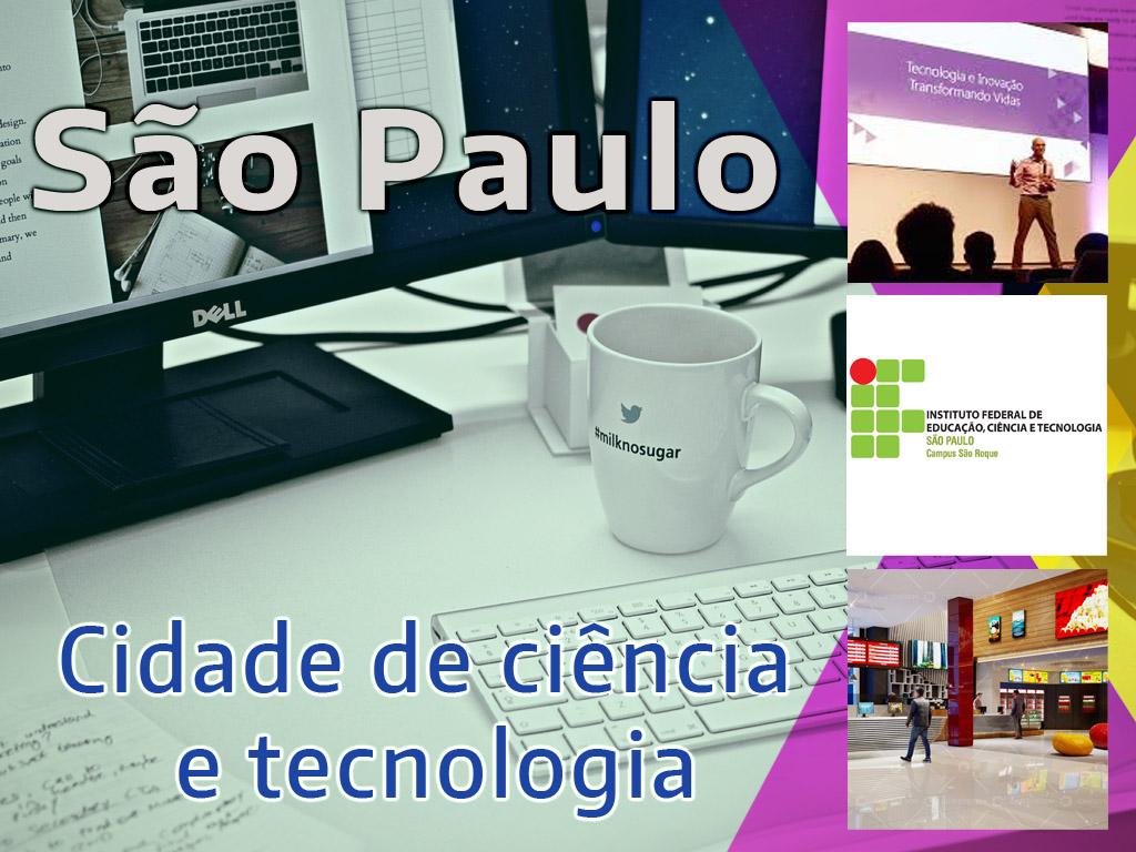 Sao Paulo uma das cidades com mais tecnologia móvel
