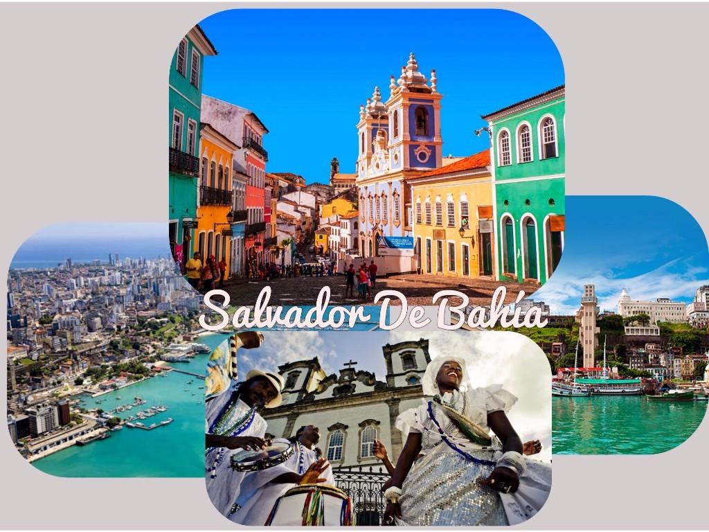 Lugares turísticos em Salvador de Bahia