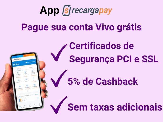 informacao de RecargaPay
