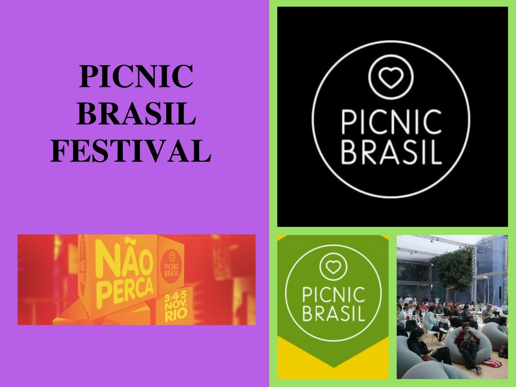 Picnic Brasil festival 2017 em Rio de Janeiro