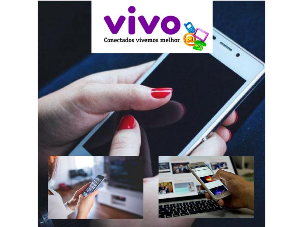 Empresa de servico celular Vivo em Sao Paulo