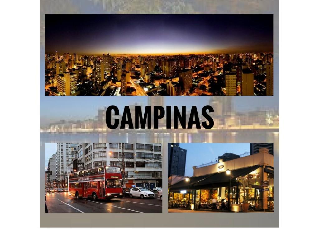 Campinas A grande metropoli de Brasil