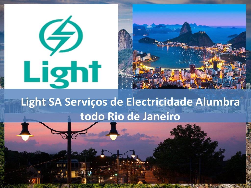 Light SA Serviços de eletricidade de Rio de Janeiro