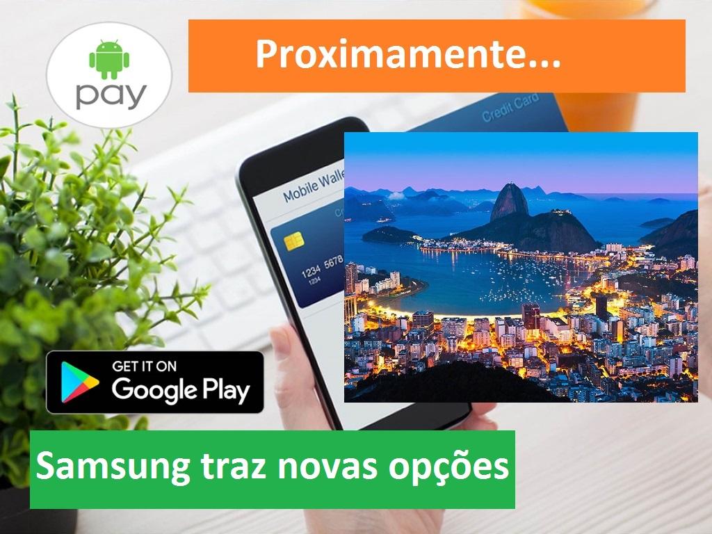 Proximamente chegará um serviço Samsung a Rio de Janeiro
