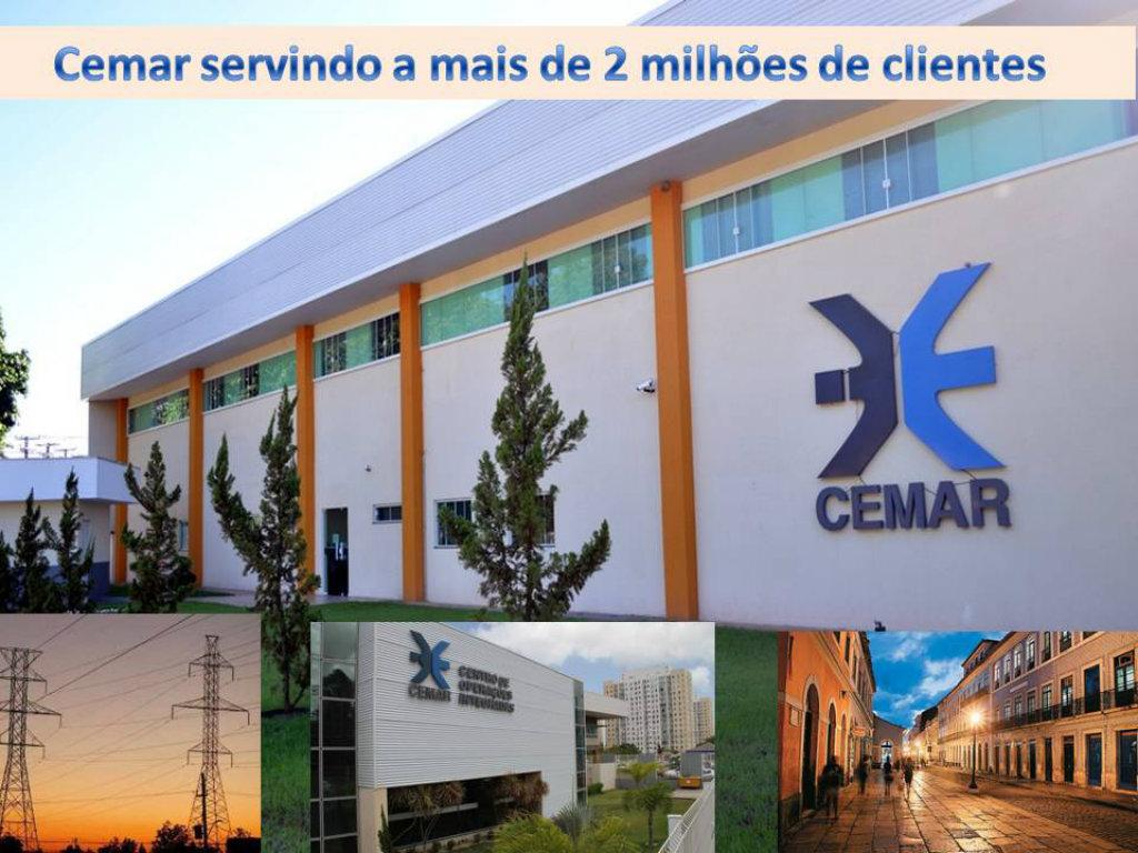 CEMAR presta serviço de distribuição da electricidade em Sao Luis