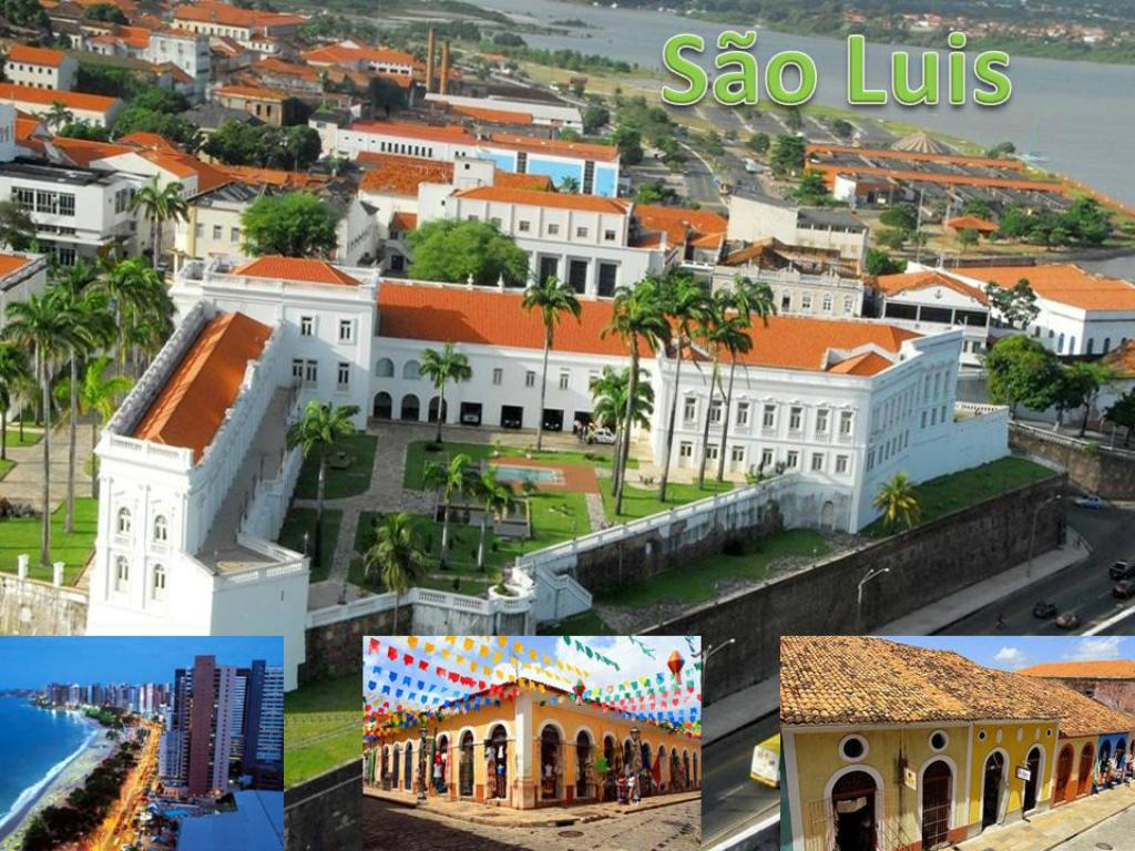 São Luis patrimonio cultual pala Unesco
