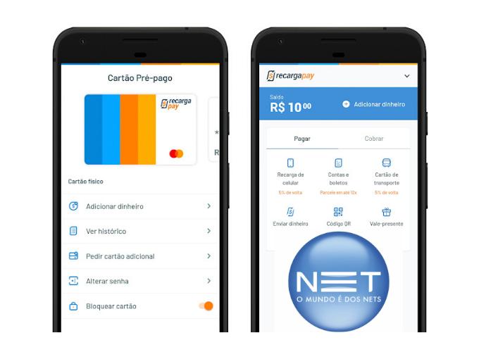 Baixe nosso app para pagamento net
