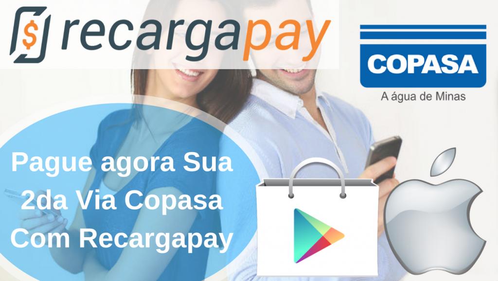 pague contas com Recargapay