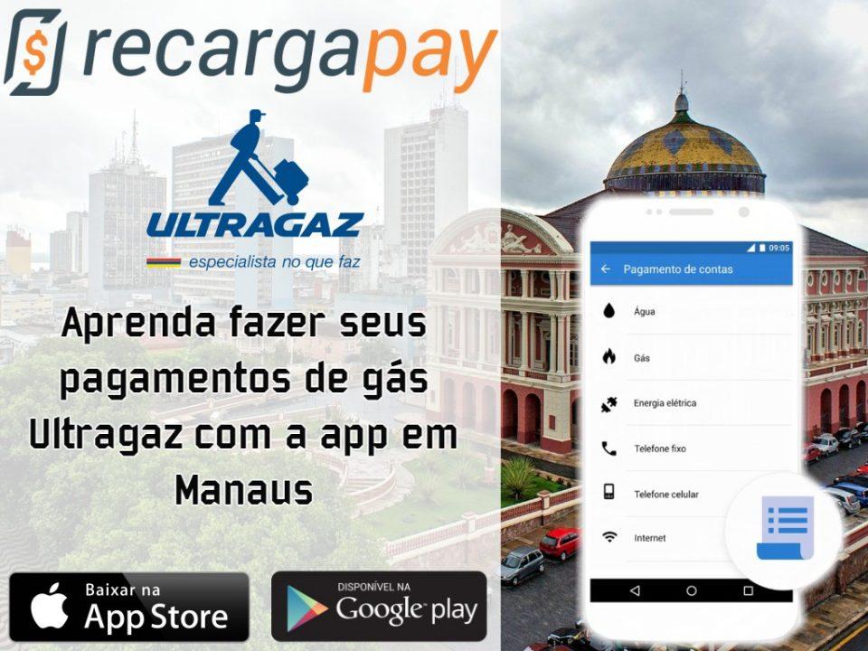 fazer pagamentos Ultragaz