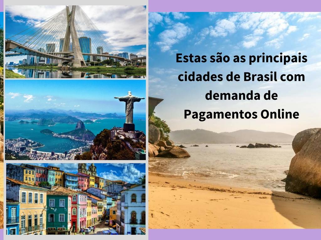 Principais cidades de Brasil