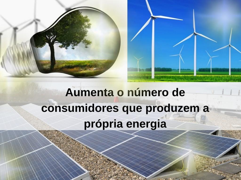 Cidadãos que produzem sua própria energia e Lauro de Freitas