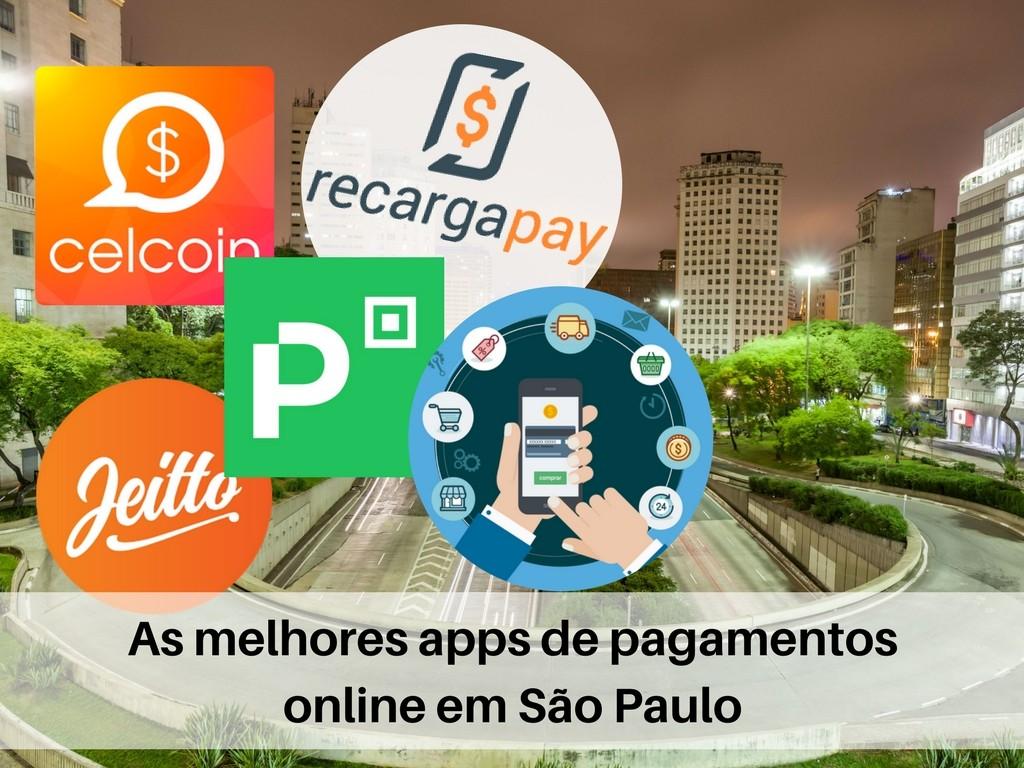 Apps de pagamentos online em Sao Paulo