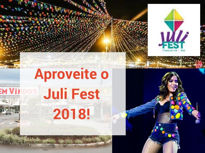 Julifest, a maior festa de Minas Gerais