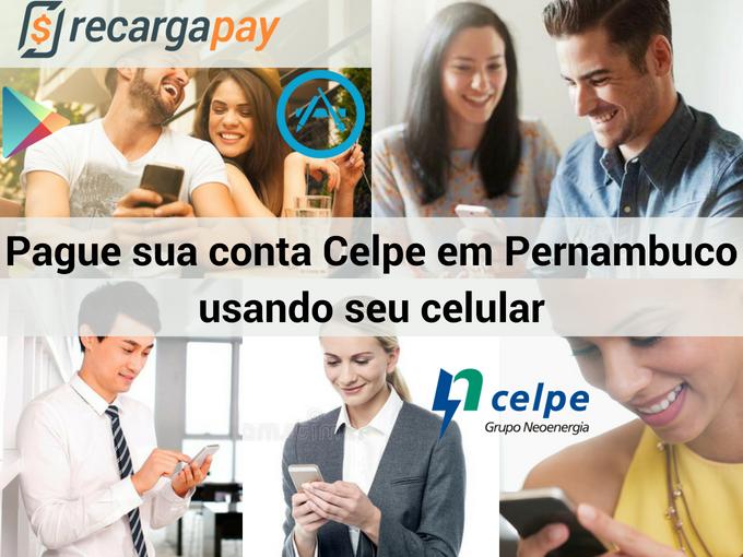 Pague sua fatura Celpe em Pernambuco
