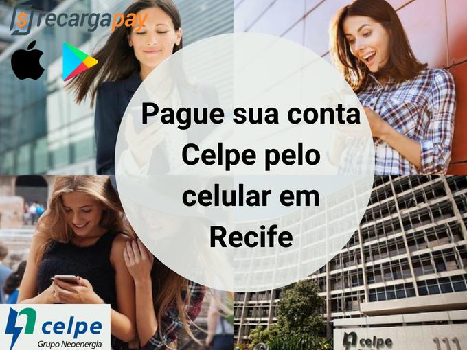 Pague conta Celpe Recife