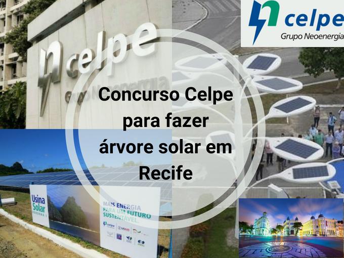 Concurso Celpe em Recife