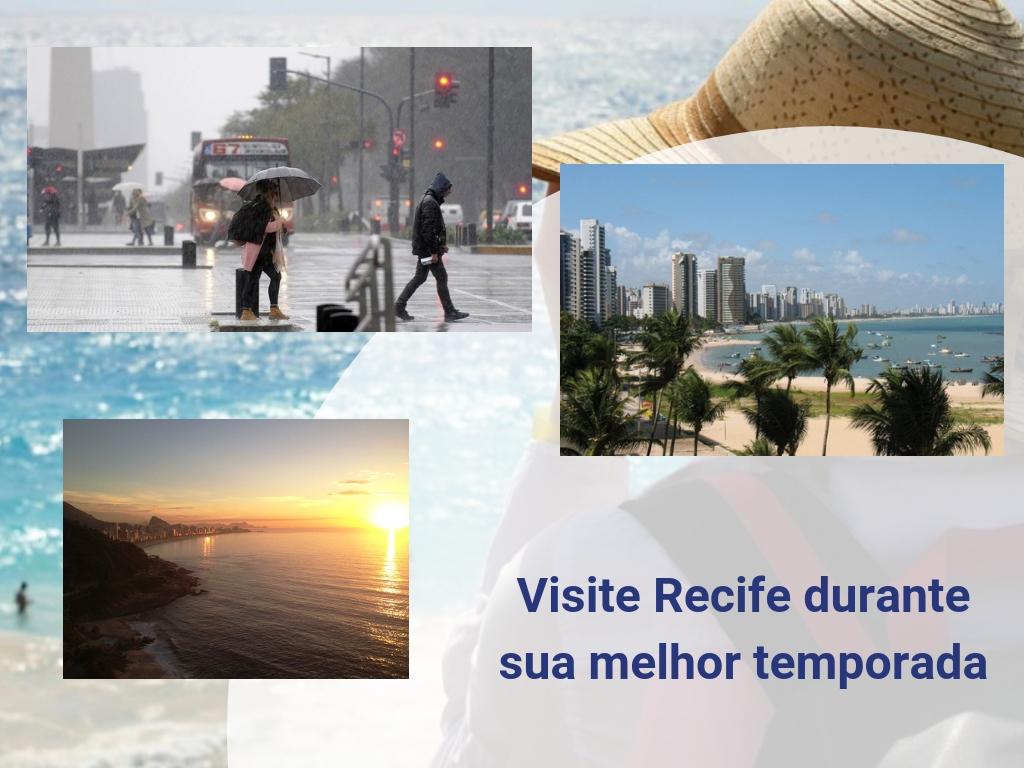 Visite Recife durante sua melhor temporada