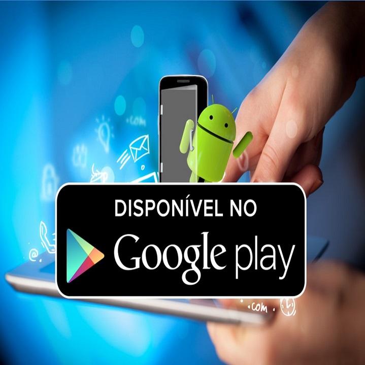 Disponível no Google Play para Android aqui