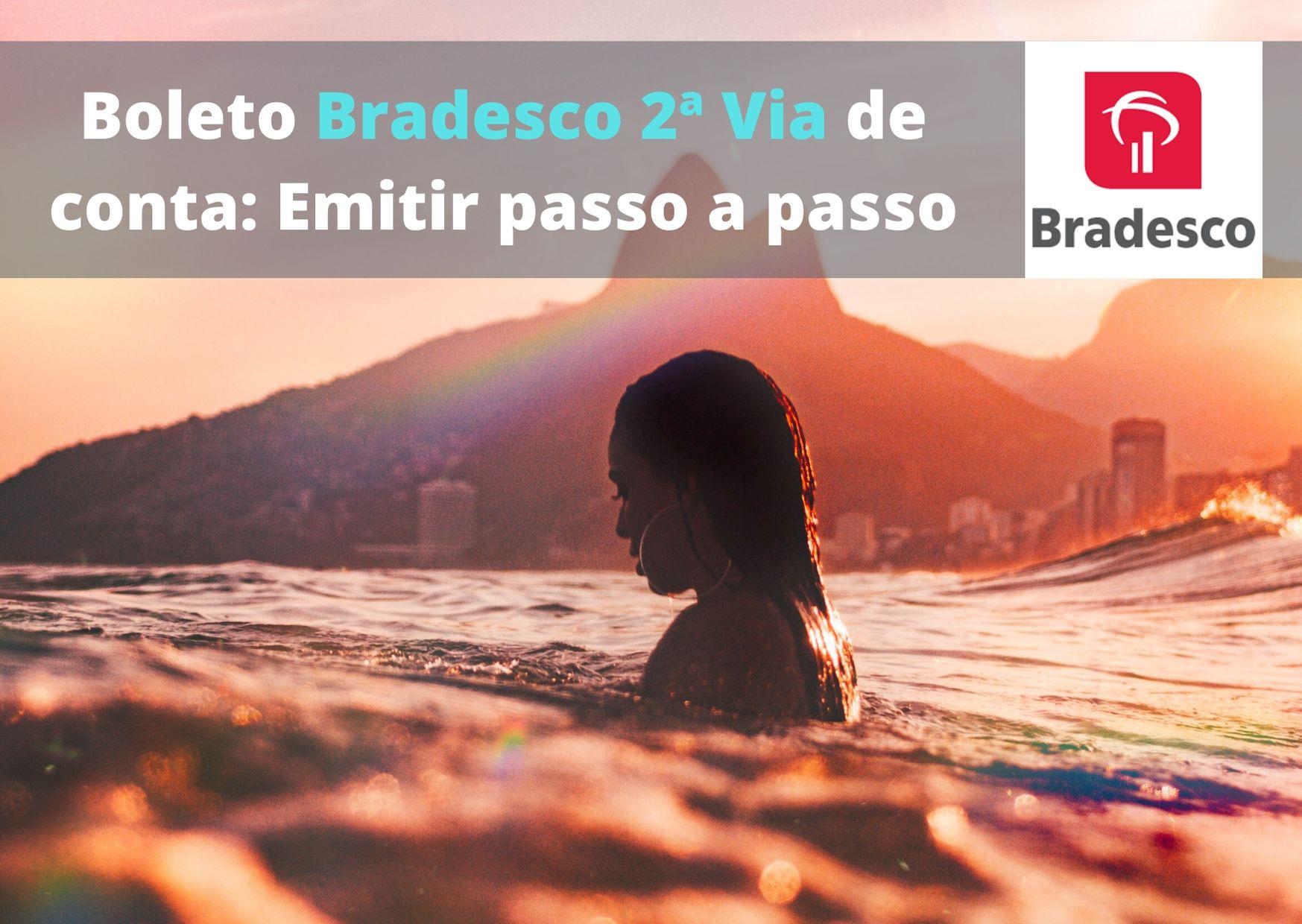 2 via bradesco online