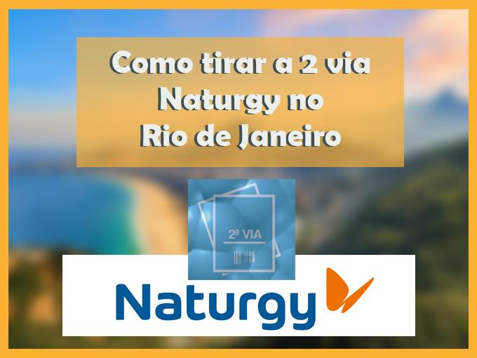 Como tirar a 2 via Naturgy no Rio de Janeiro