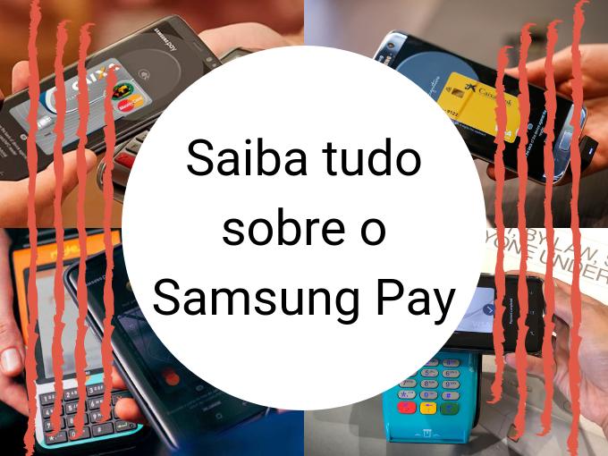 Faça pagamento X-celente Telecom com Samsung Pay