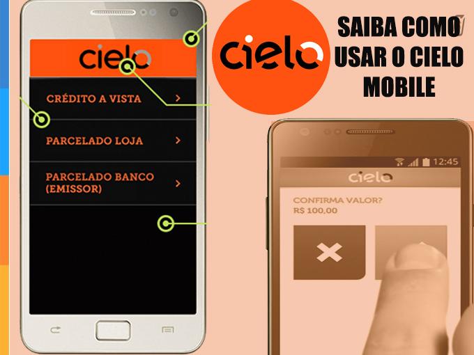Venda seus negócios com Cielo Mobile