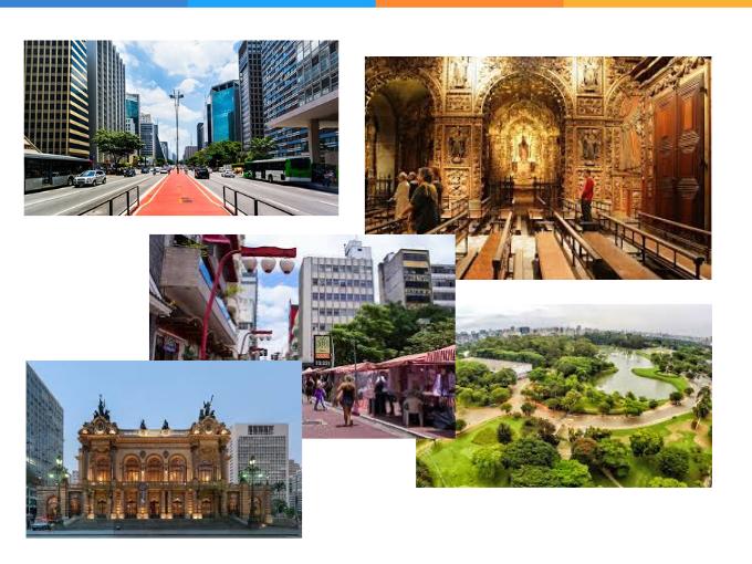 5 lugares imperdíveis em São Paulo