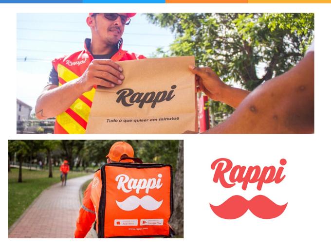 Rappi, entrega em domicílio