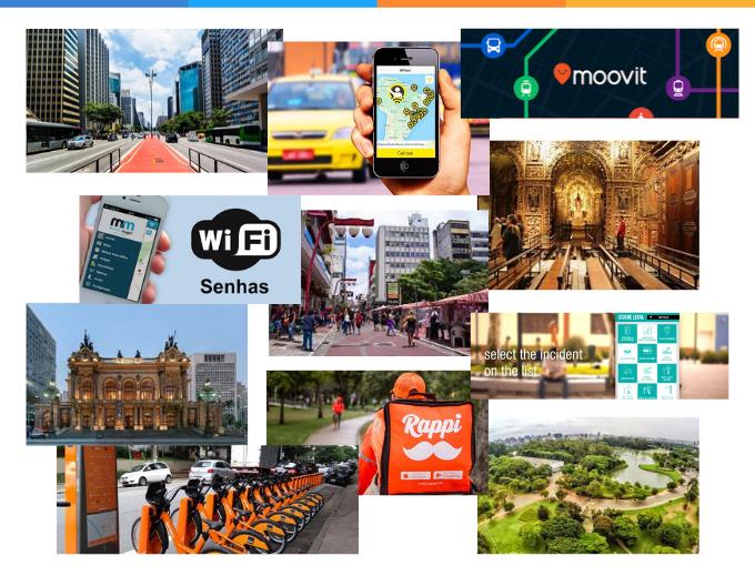7 apps ideais para fazer turismo no São Paulo
