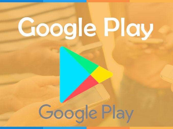 Faça suas compras online com Google Play