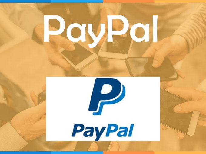 Faça suas compras online com PayPal