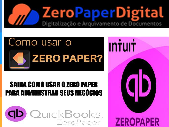Gerencie seus negócios com ZeroPaper