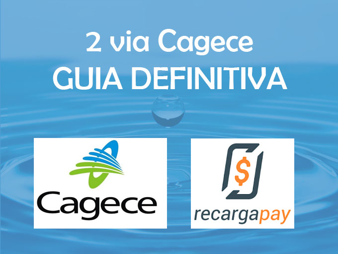 2 via Cagece - GUIA DEFINITIVA