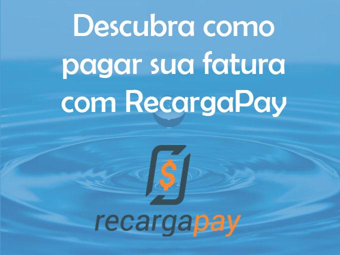 Descubra como pagar sua fatura com RecargaPay