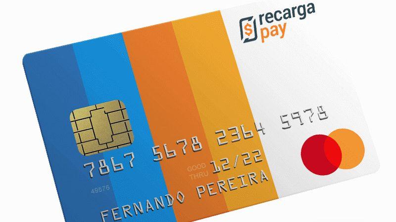 você pode até escolher um cartão de crédito