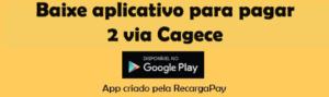 Baixe app para fazer paagamento cagece