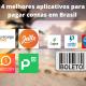 apps de pagamentos em Brasil
