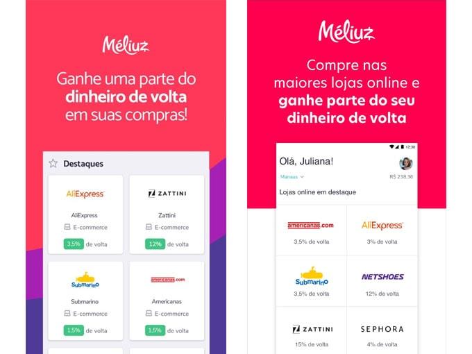 ganhar dinheiro na internet: Méliuz