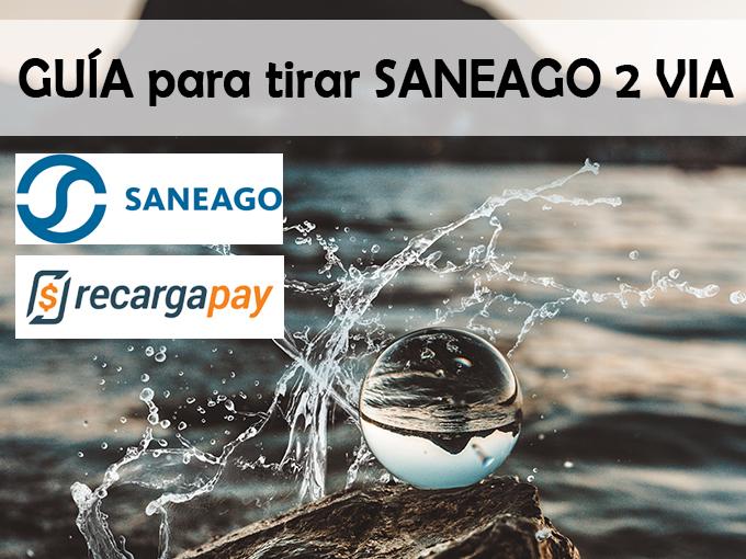 Guia para tirar Saneago 2 via